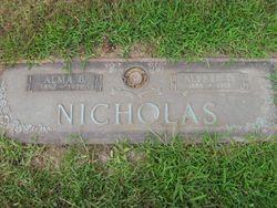 Alma Belle <i>Hilton</i> Nicholas