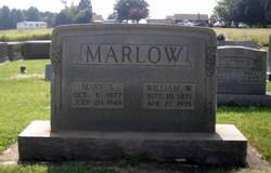 Mary <i>Stroud</i> Marlow
