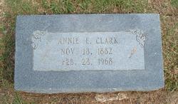 Annie E. <i>Berry</i> Clark