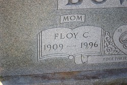 Margaret Floy <i>Cate</i> Bowden