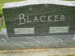 Vaneta <i>Pfeiffer</i> Blacker