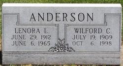 Lenora Marion <i>Larsen</i> Anderson