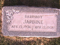 Baby Boy Jardine