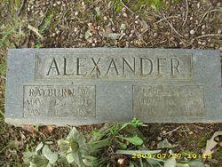 Luella Alexander
