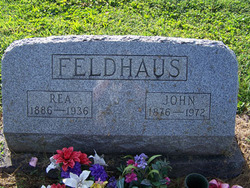 Rea/Ray L. <i>Lambkin/Lamkin</i> Feldhaus