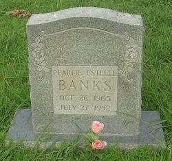 Pearlie Estelle Banks