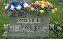 Gertha Baltimore