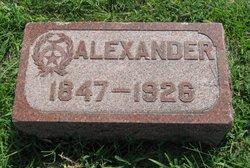 Alexander McMillan