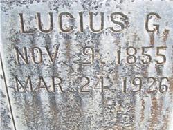 Lucius Gamaliel Rose