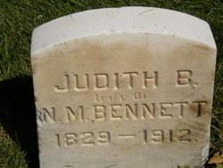 Judith B. <i>Ponder</i> Bennett