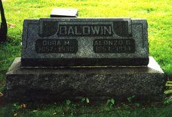 Cora May <i>McGowan</i> Baldwin
