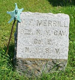 Marcus Fenton Merrill