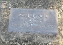 Paul A. Adrian