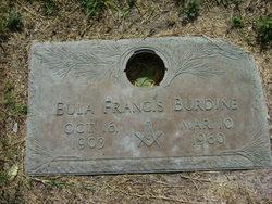 Eula Francis Burdine