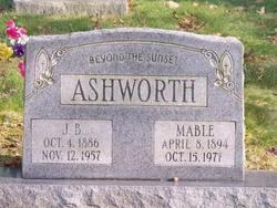 James Burl Ashworth