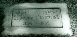 Mrs Louvena L. <i>Hicks</i> Bickford