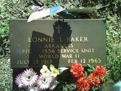 Lonnie L Baker