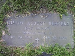 Austin Albert Beavers