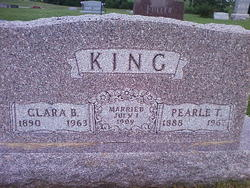 Pearle T King