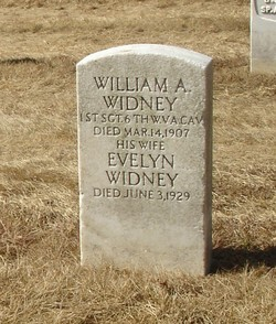 Sgt William A. Widney