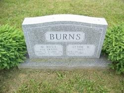 Margaret Ruth <i>Frazee</i> Burns