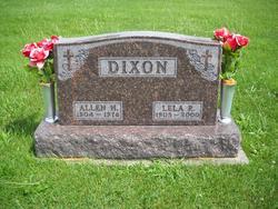 Lela R <i>Jeffries</i> Dixon
