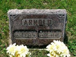 Anna Catherine <i>Thompson</i> Arnold