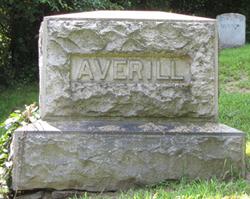 Julia Tyler <i>Mitchell</i> Averill