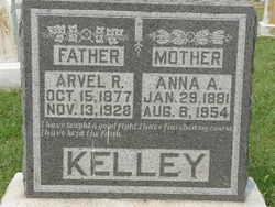 Arvel R Kelley