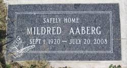 Mildred <i>Johnson</i> Aaberg