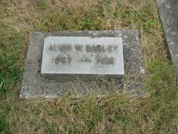 Alvin Watson Bagley