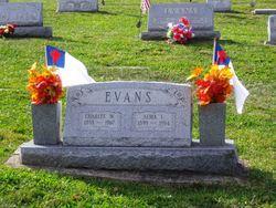 Rev Charles Wesley Evans, Sr