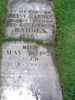 Betsey Barden