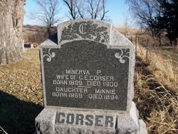 Minerva P. <i>Wilkins</i> Corser