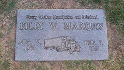 Billy Wayne Marquis
