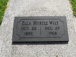 Ella Myrtle Wilt