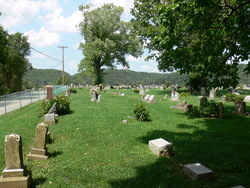 Peaks Mill Christian Church Cemetery