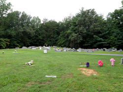 Macedonia Baptist Church Cemetery