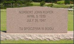 Norbert John Little Norbie Koper, Jr