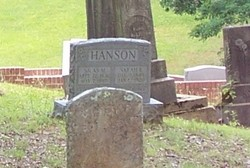 Sarah Elizabeth <i>Putman</i> Hanson