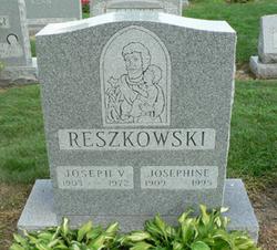Josephine <i>Szymanowski</i> Reszkowski