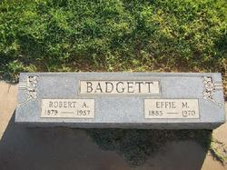 Effie Mae <i>Welch</i> Badgett