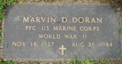 Marvin D. Doran