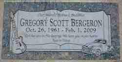 Gregory Scott Bergeron