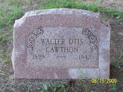 Walter Otis Cawthon