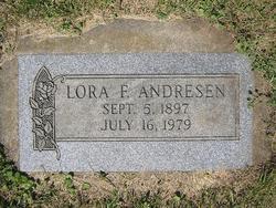 Lora F. Andresen