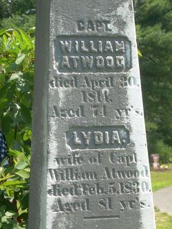 Capt William Atwood