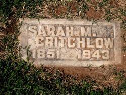 Sarah Marranda <i>Ripley</i> Critchlow