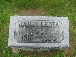 Janet Leota Catey