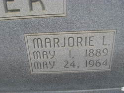 Marjorie Margie <i>LeSueur</i> Farmer